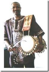 nigerian drumer